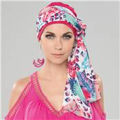 Foulard chimio en bambou Garbo Ellen Wille