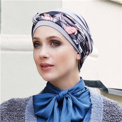 Turban chimio New Lucia bambou Gisela Mayer