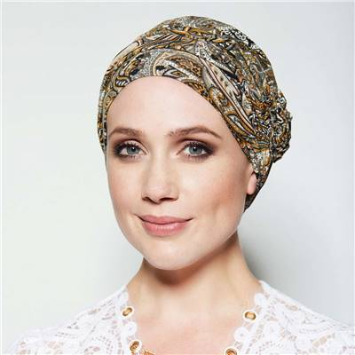 Turban chimio New Manou bambou Gisela Mayer