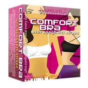Brassière Comfort bra à bretelles fines Magic Bodyfashion